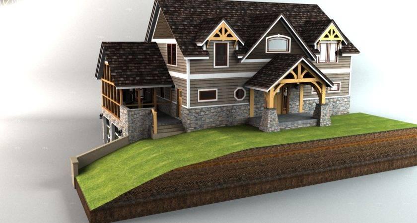 Project Progress Cattail Lodge Model