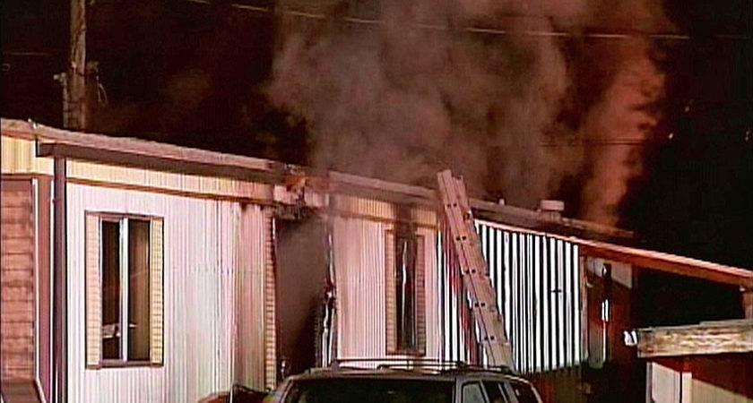 Propane Heater Blamed Tacoma Trailer Fire Kirotv