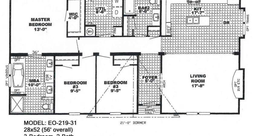 Purchase Bedroom Mobile Homes Home Plans