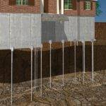 Push Pier System Fsi Underpinning Foundation Repair Piering