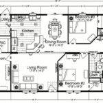 Quadruple Wide Mobile Home Floor Plans Bedroom Bathrooms Cape