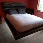 Queen Bed Frame Wood Reddit Floating Custom Made King