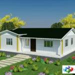 Quick Assembled Prefabricated Houses Cheap Prefab Africa