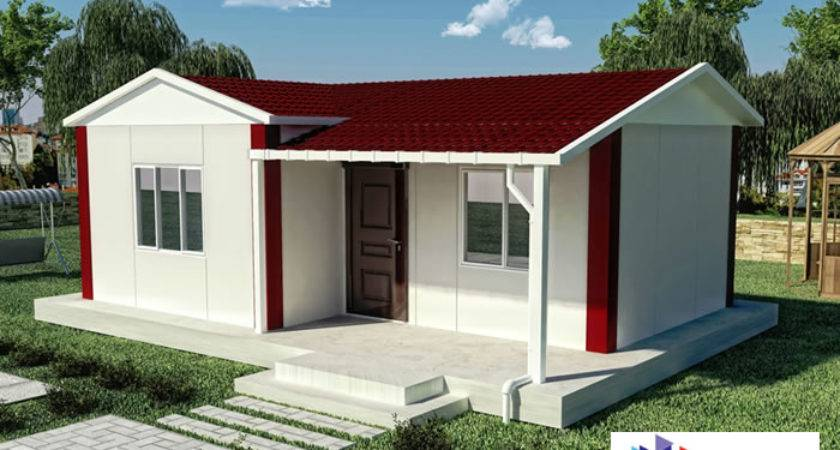 Quick Build Houses Fast Homes Prefab House Prefabricated