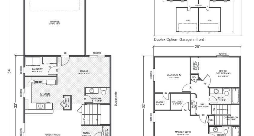 Rainier Home Plan True Built Pacific Northwest