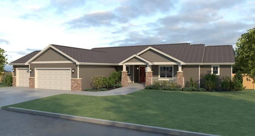 Rambler Home Plans True Built Pacific Northwest