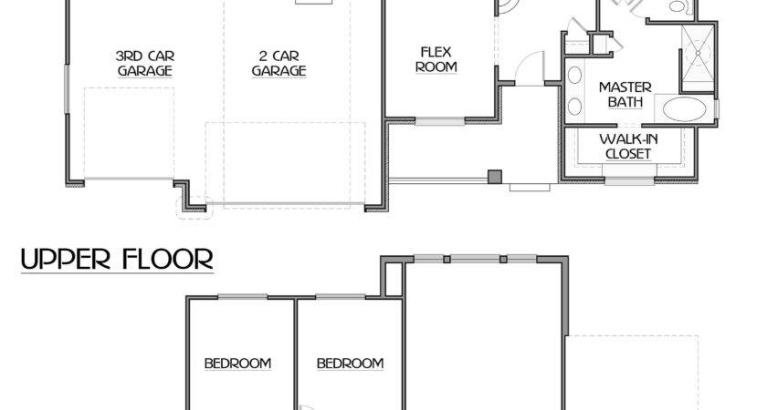 Ranch House Plans Bonus Room