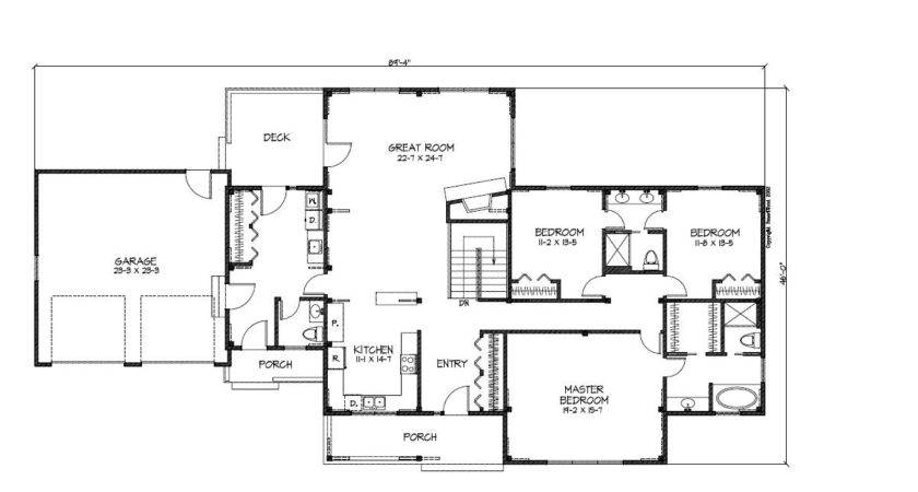 Ranch Style Open Floor Plans Car Tuning