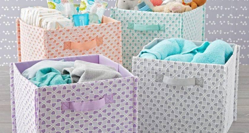 Ravishing Closet Storage Bins Baskets Roselawnlutheran