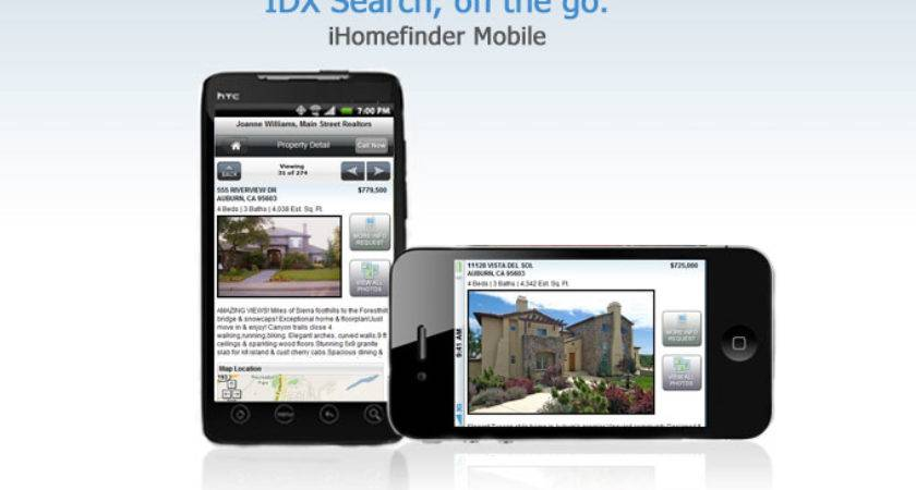 Real Estate Mobile Home Search Your Website