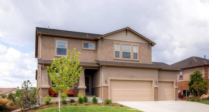 Real Estate Move Ready Story Home Sale Colorado Springs