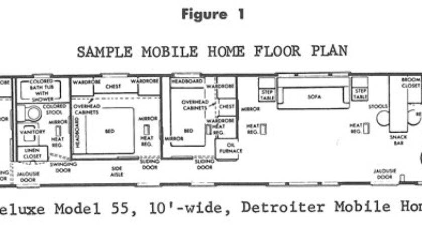 Regulation Mobile Home Subdivisions