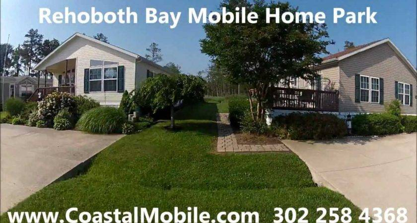 Rehoboth Bay Mobile Homes Sale Youtube