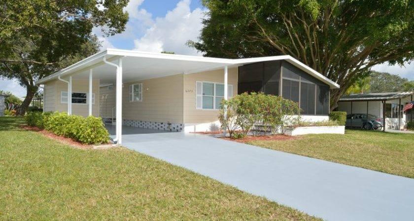 Remodeled Manufactured Homes Sale Florida