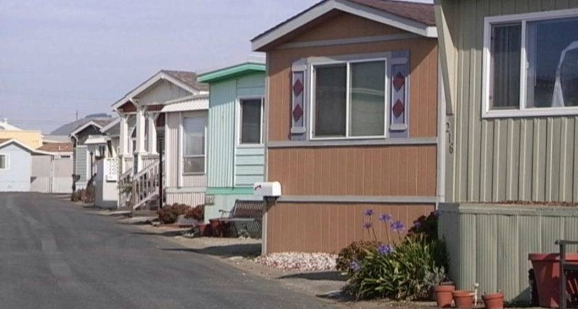 Rent May Double Owners Pacifica Mobile Homes Nbc Bay Area