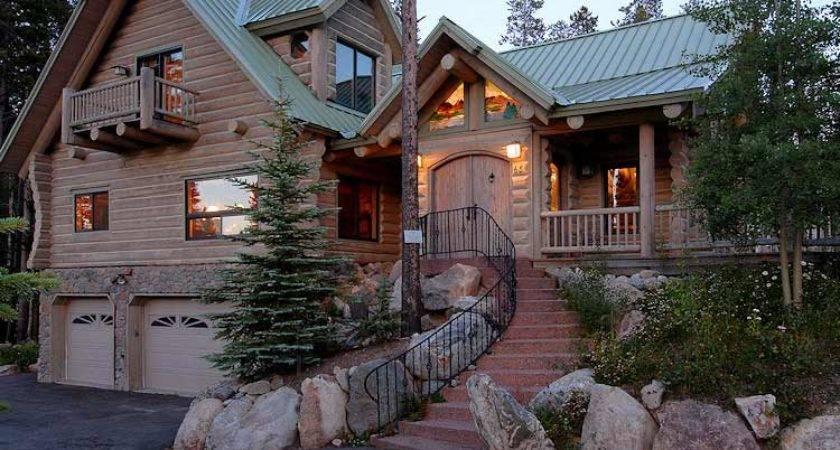 Rental Homes Colorado Rough Creek Lodge Home