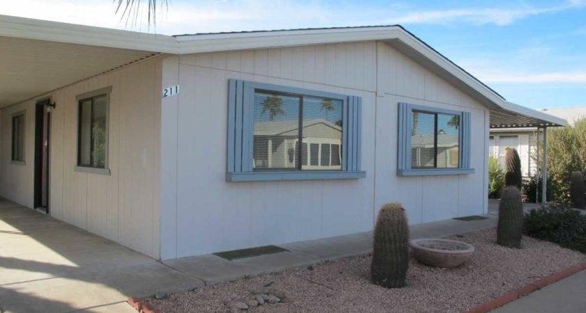 Retirement Living Cavco Manufactured Home Sale Mesa