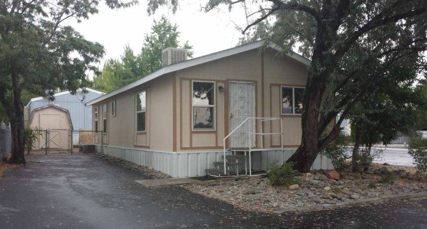 Retirement Living Manufactured Home Sale Carson City