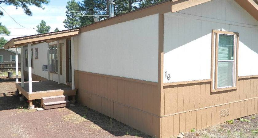 Retirement Living Manufactured Home Sale Flagstaff