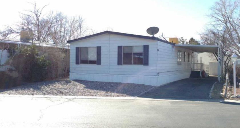 Retirement Living Mobile Home Sale Albuquerque