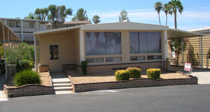 Retirement Living Universal Mobile Home Sale Hemet