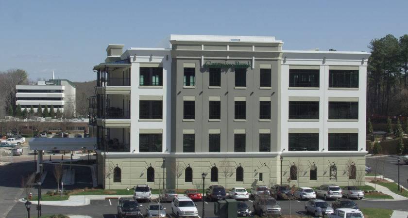 Ridge Road Raleigh North Carolina Facility Has Square Read