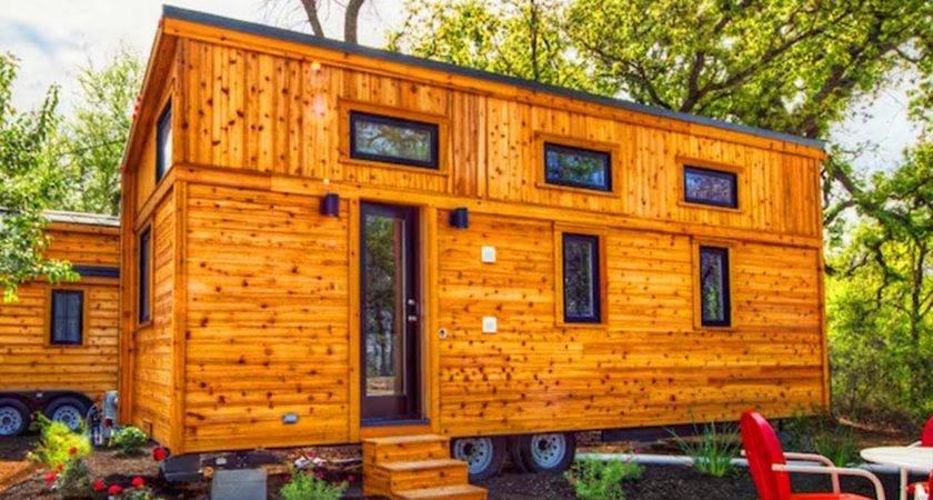 Roanoke Tiny House Tumbleweed Company
