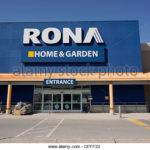 Rona Canada Photos Alamy