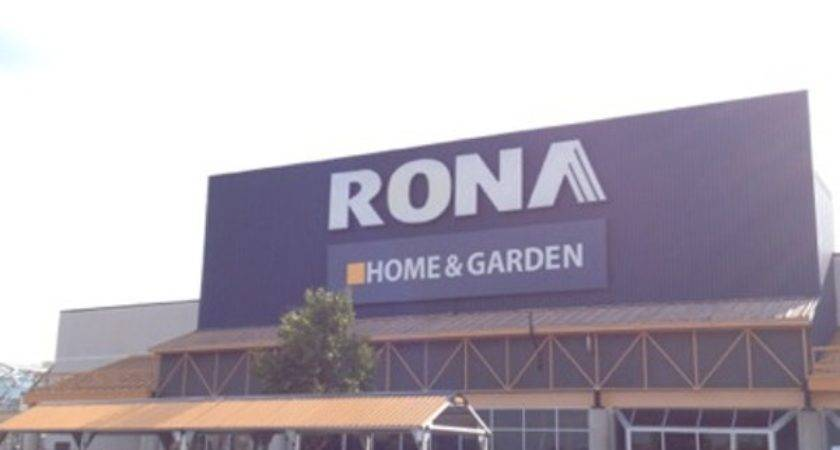 Rona Home Garden Hardware Store West London