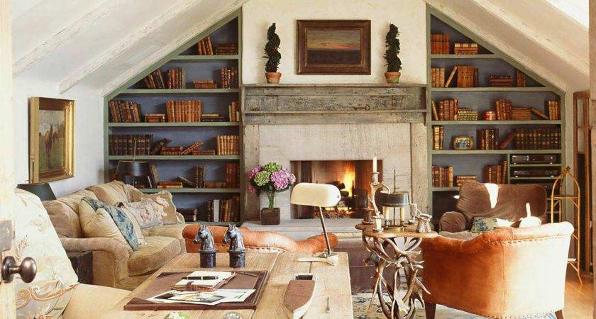 Rustic Decorating Ideas Modern Home Decoration