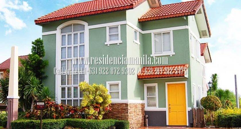Sabine House Model Bellefort Estates Photos