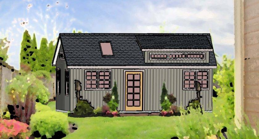 Sale Turn Backyard Sheds Into Tiny Houses Granny Pods Home
