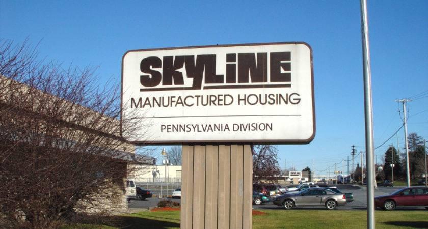 Salem Manufactured Homes Skyline Sign