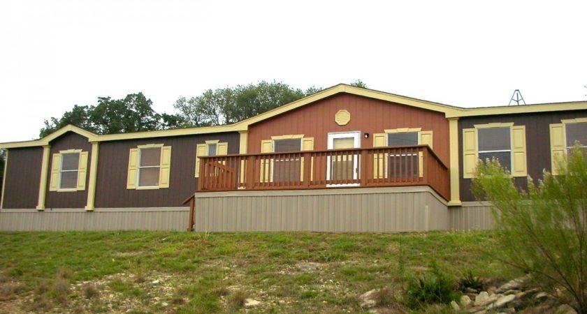 San Antonio Texas Used Double Wide Mobile Home Dealer