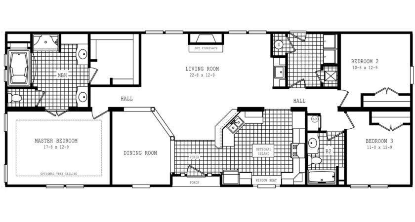 Schult Mobile Homes Floor Plans Manufactured Kelsey Bass