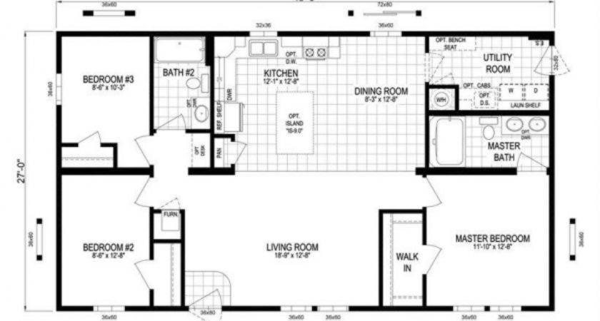 Schult Modular Home Floor Plans Design Style