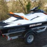 Sea Doo Trailer Package Pacific