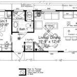 Seaside Floor Plan Park Model Homes Florida Gerogia