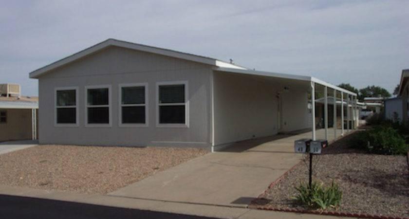 Senior Retirement Living Karsten Mobile Home