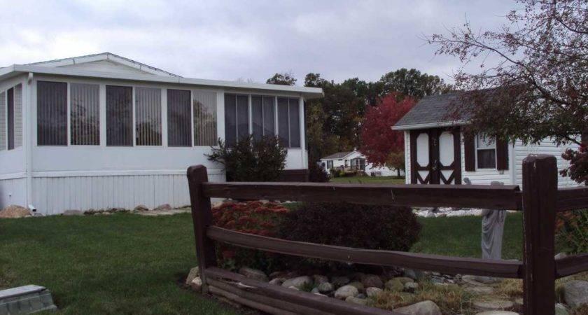 Senior Retirement Living Manufactured Mobile Home Communities