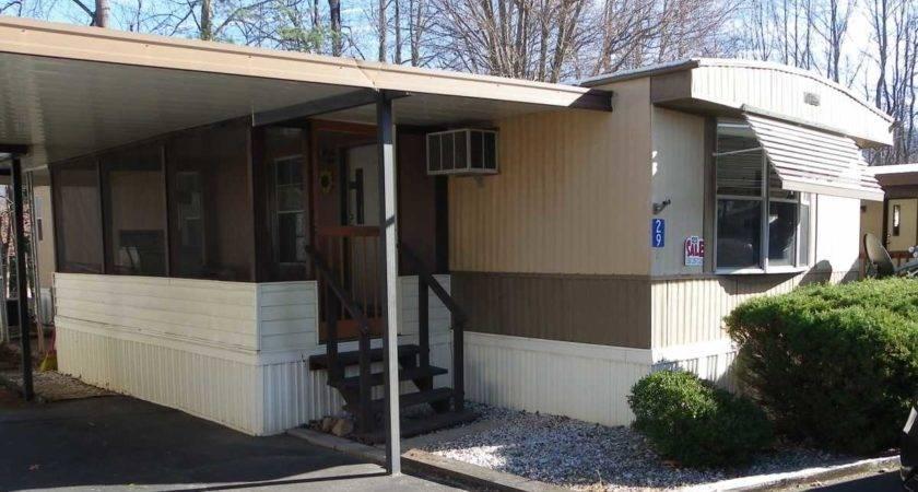 Senior Retirement Living Mobile Home Sale Asheville