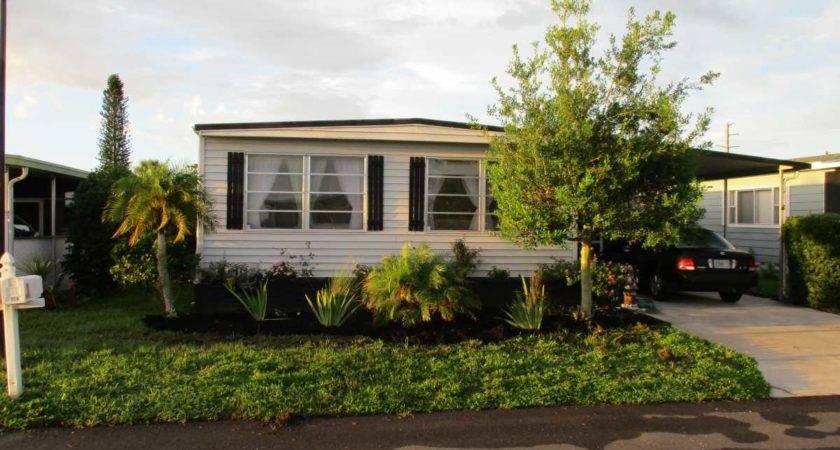 Senior Retirement Living Mobile Home Sale Venice