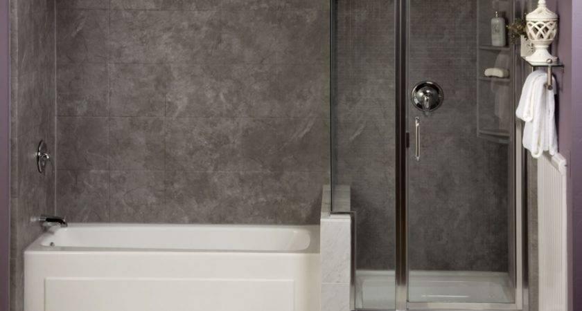 Separate Tub Shower Options Bath Illinois