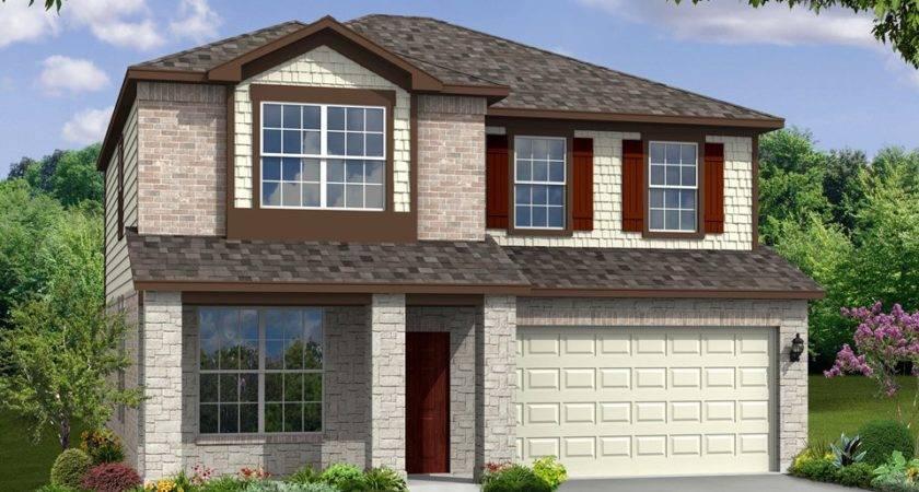 Sequoia New Home Features San Antonio Centex Builders