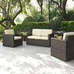 Shop Crosley Furniture Palm Harbor Piece Wicker Patio