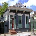 Shotgun House New Orleans Pinterest