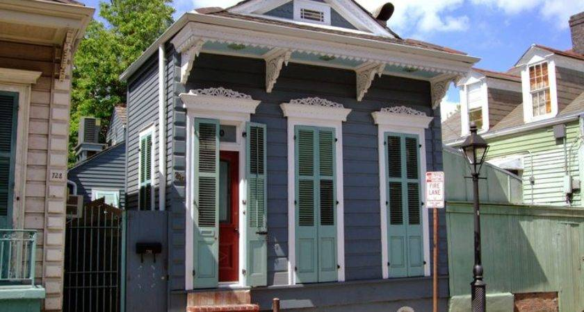 Shotgun House New Orleans Pinterest