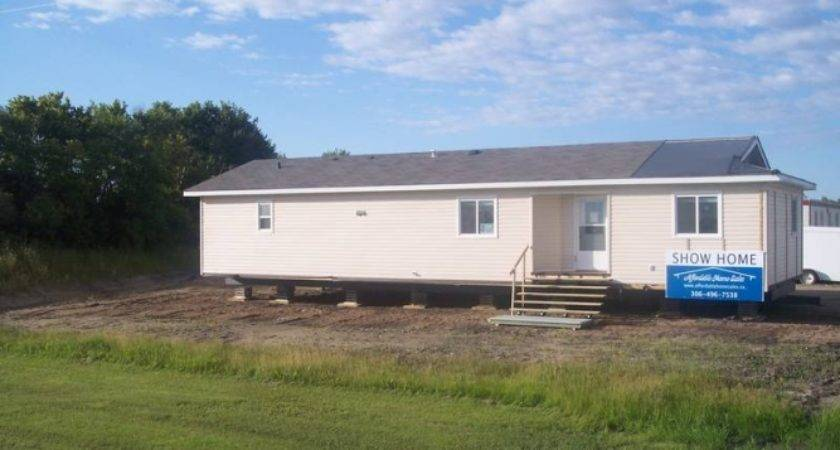Show Home New Mobile Manufactured Modular Homes