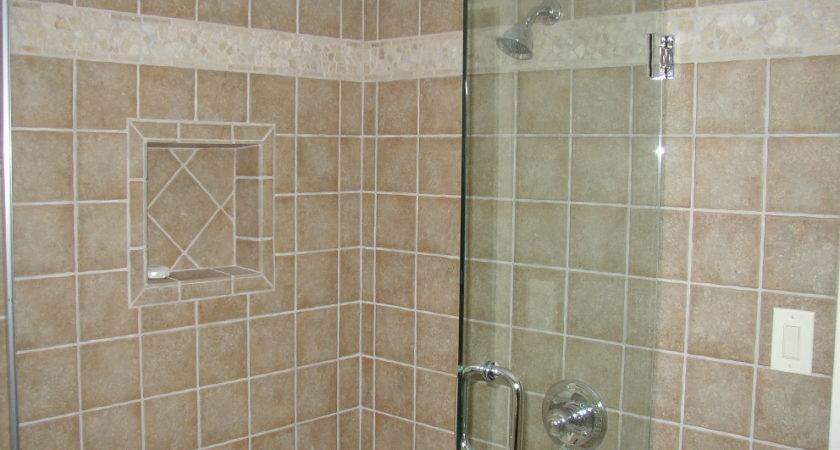 Shower Tile Design Ideas Model Concept