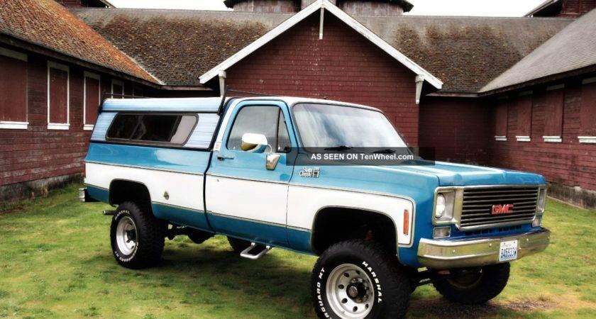 Sierra Classic Ton Long Bed Auto